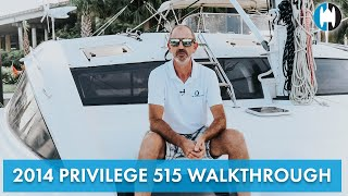 "2014 Privilege 515 Catamaran for Sale ""Wishing Whale"""