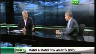 360 TV  Política Entrevista A Agustín Rossi 1/2