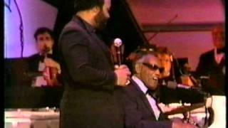 Ray Charles -  Andrae Crouch  - The Angels Keep Watching Over Me