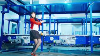 Video : China : Engineering factory dance fun - video