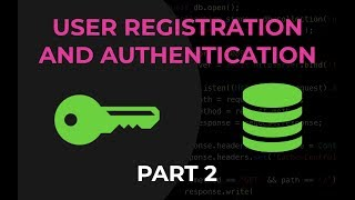 User Registration and Authentication Tutorial with Dart and MongoDB (Part 2)