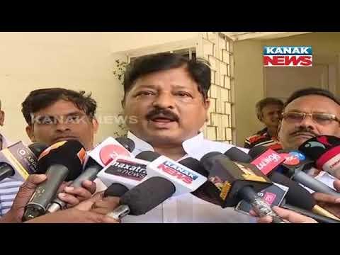 Pratapa Jena Says We Are Ready For The Winter Session Of Odisha Assembly