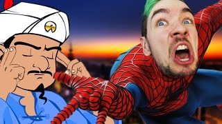 SPIDERPOOL! | Akinator #5 - Video Youtube
