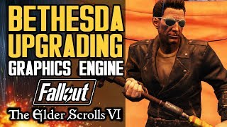 Bethesda Investing in Upgrading Graphics Engine After Fallout 76 for Starfield, Elder Scrolls 6!