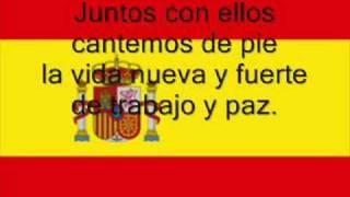 Guerra Civil Española - Himno de España franquista