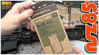 AR-15 - NEW Magpul M-LOK Vertical Grip! MOE MVG
