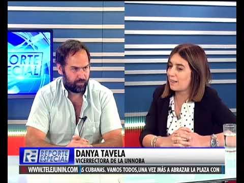 Entrevista con Danya Tavela