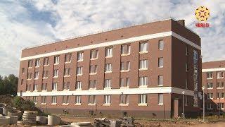 Строительство нового кадетского корпуса в Чебоксарах на финишной прямой.