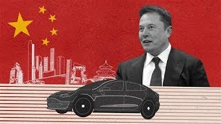 Why Tesla Is Betting Big in China With a Shanghai 'Gigafactory'