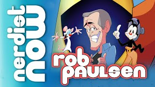 Rob Paulsen Talks Animaniacs Reboot, Beating Cancer, and More (Nerdist Nows)