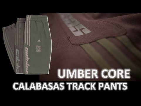 4ffc79c5e50 YEEZY ADIDAS CALABASAS SWEATPANTS SIZING REVIEW - смотреть онлайн на ...