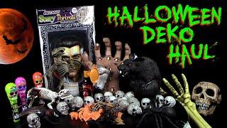 Halloween Deko Zeugs - Haul im September 2019 - es geht wieder looos :D