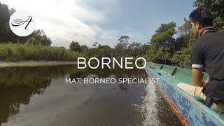 My travels in Borneo, 2018
