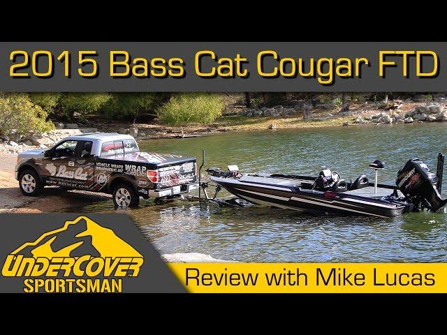 2015 Bass Cat Cougar FTD- FULL Boat Walkthrough
