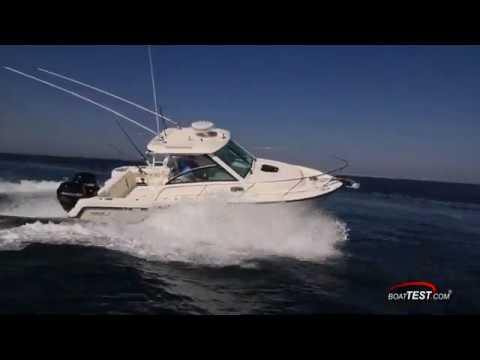 Boston Whaler 285 Conquest video