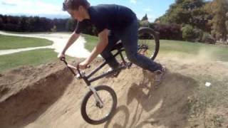 preview picture of video 'matamata bmx track'