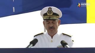 Şeful SMFN a declarat că Marina Militară dovedeşte permanent că este o forţă modernă, credibilă şi bine antrenată