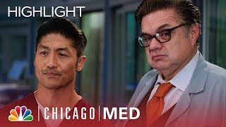 Kidnapped Girl Meets Her Birth Mother   Chicago Med (Episode Highlight)