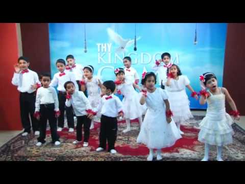 cedermont sunday school action songs