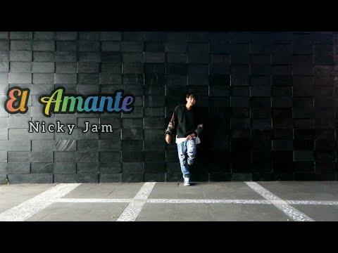 EL AMANTE - Nicky Jam | ZUMBA | FITNESS | At Dome Balikpapan