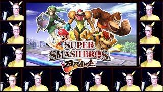 Super Smash Bros. Brawl  - Main Theme Acapella