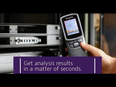 Video: Introducing the VIAVI FiberChek Sidewinder