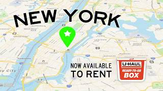 Plastic Moving Box Rentals | New York, NY | U-Haul Ready-To-Go Box