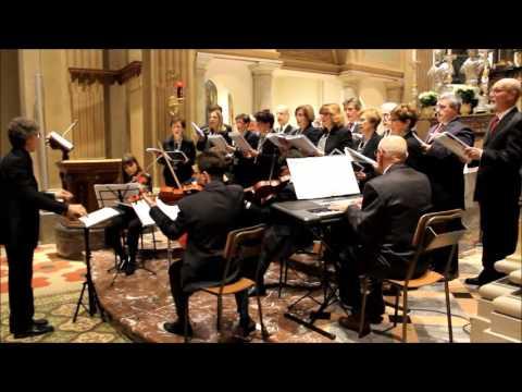 Paderno d'Adda, concerto della corale