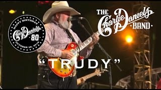 The Charlie Daniels Band - Trudy (Live)