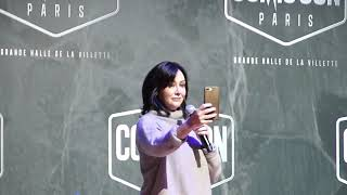 Comic Con Paris | Shannen is questioned about why she left Charmed