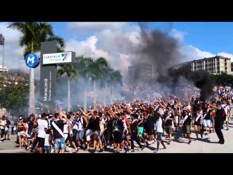 """""""GDA - Vasco x Joinville"""" Barra: Guerreiros do Almirante • Club: Vasco da Gama"""