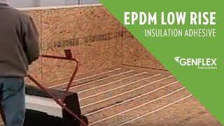 EPDM Low Rise Insulation Adhesive