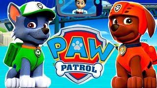 Щенячий Патруль - (PAW Patrol Pawsome Missions) Бухта приключений / минимульт - игра