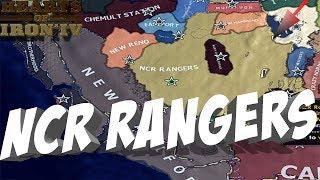 NCR RANGERS   HOI4: Old World Blues | #02