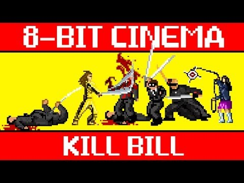 Kill Bill Would Be Perfect As A 2D Hack'N'Slash Game