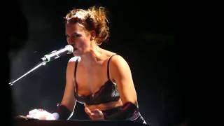 Dresden Dolls, Girl Anachronism, Paradise, Boston, 11/03/17