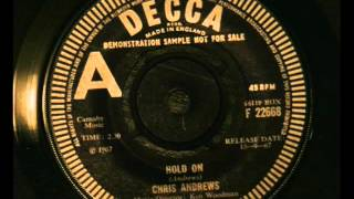 Chris Andrews - Hold On