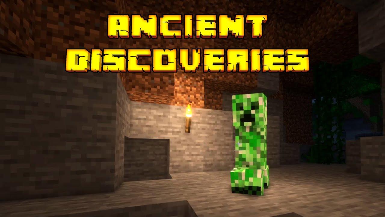Minecraft Ancient Discoveries 05 | Ich will doch nur 3 Eimer Lava | Gameplay Deutsch thumbnail