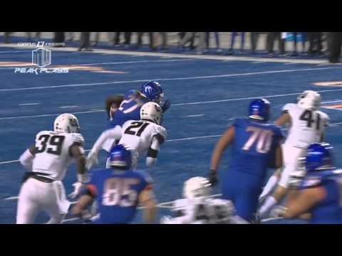 Mountain West Peak Plays: Jay Ajayi's Monster Day Leads Boise State | CampusInsiders