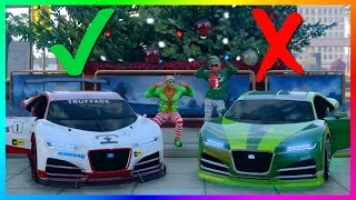 YOU MUST KNOW THIS BEFORE BUYING ANY GTA ONLINE CHRISTMAS DLC 2016 GTA 5 FESTIVE SURPRISE ITEMS!