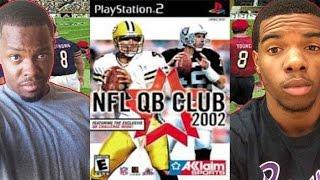 THE QUARTERBACK CHALLENGE! - NFL QB Club 2002   #ThrowbackThursday ft. Juice