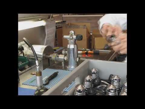 SCUBAPRO – How Regulators are Made