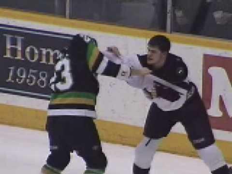 Kelly Thomson vs Patrick Kaleta