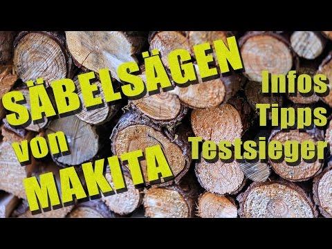Säbelsägen von Makita | Infos, Tipps und Testsieger | SaebelSaegen.net