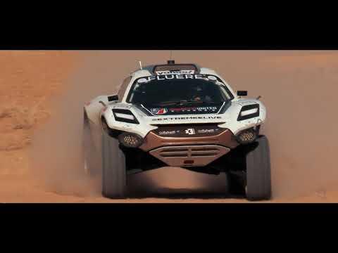 Desert X Prix: Andretti United Extreme E review