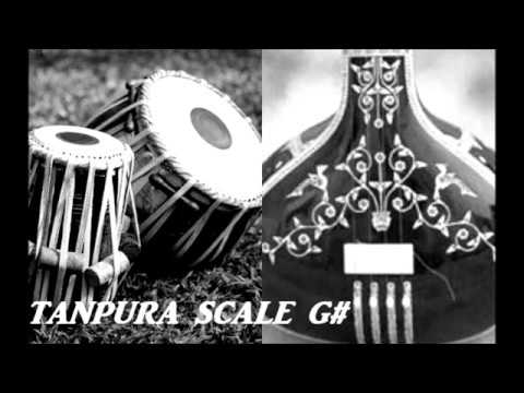 TANPURA SCALE G# Mp3