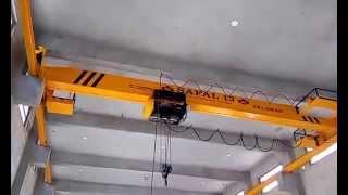 Single Girder EOT Crane Manufacturers In Ahmedabad, Gujarat, India