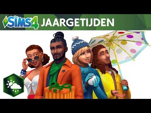De Sims 4 - Jaargetijden officiele trailer