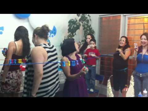 Juego de las Pinzas Baby Shower Klau Garcia Mena