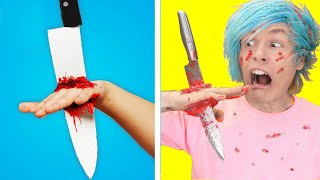 Trying APRIL FOOLS! 10 Best PRANKS You Can Do On Friends! Prank Wars by Crafty Panda